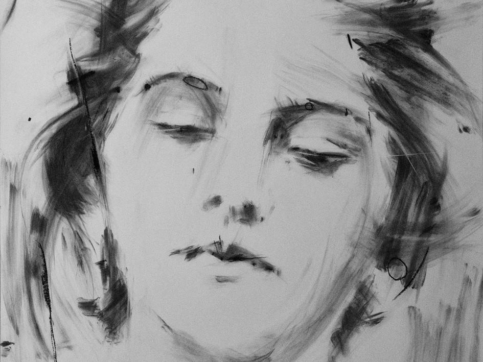Woman, study #1