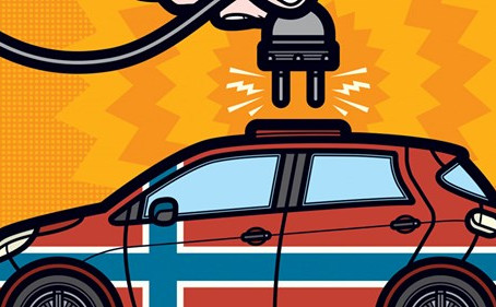 La Norvège, le royaume de la voiture électrique