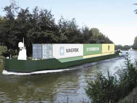 Le verdissement de la flotte fluviale, un enjeu capital pour la navigation intérieure.