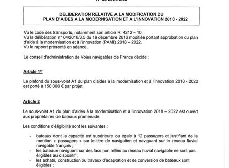 Conseil d'administration - VNF Voies Navigables de France - Séance du 1er juillet 2020