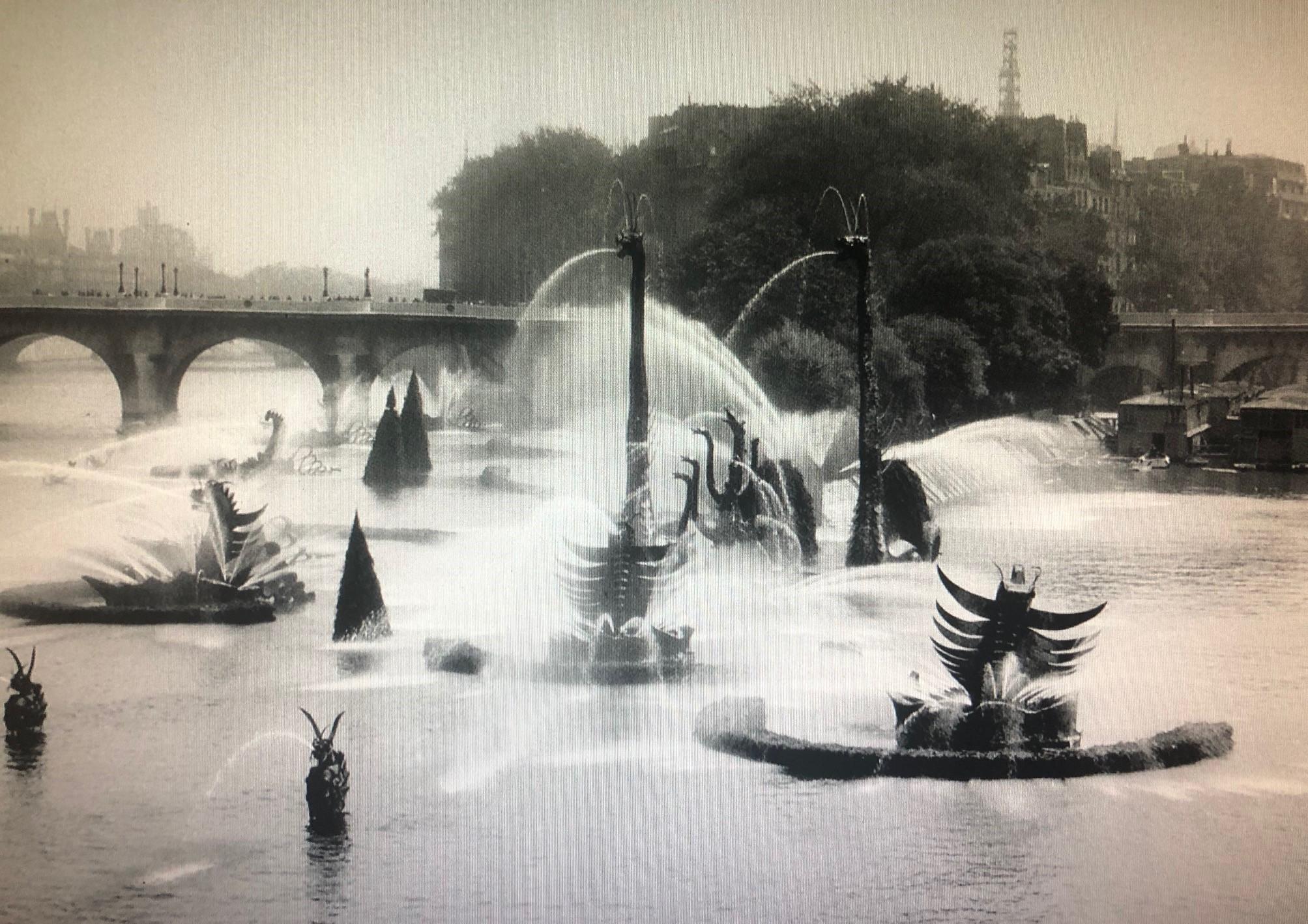 1938 - Fêtes d'eau