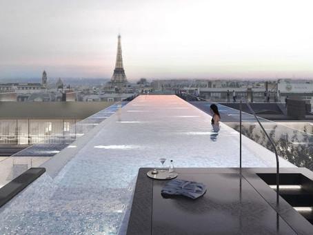 Dix projets hôteliers fous pour Paris