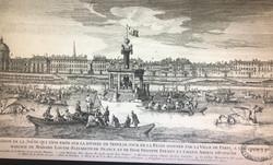 1739 - Le mariage de Madame Louise Elizabeth de France avec l'Infant d'Espagne