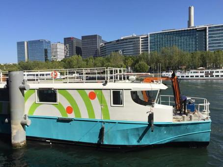 Le transport fluvial est-il enfin devenu un sujet politique?