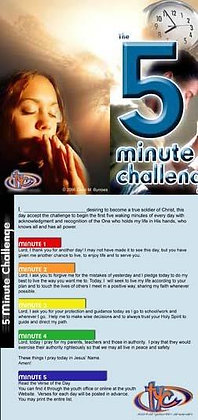 5 Minute Challenge Book