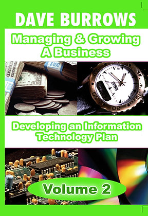 Managing and Growing a Business