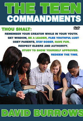 The Teen Commandments