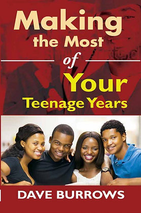 Making The Most Of Your Teenage Years (Book)