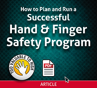 Plans and Run Hand and Finger Program Ar