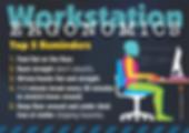 Workstation Ergonomics Top 5 Safety Sign