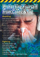 Cold & Flu Safety Posters