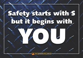 Starts with S Begins with YOU Safety Slo