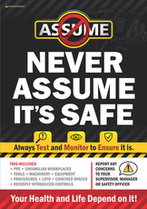 Never Assume It's Safe Safety Posters.jpg