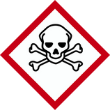 GHS Pictogram Icon Acute Toxicity Severe