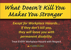 What Doesnt Kill You Safety Slogan Thumb