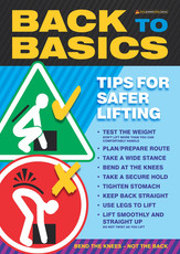 Back to Basics Lifting Safety Posters