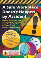 Accident Reporting 1 Safety Posters