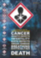 GHS Chronic Health Hazard Pictogram Safe