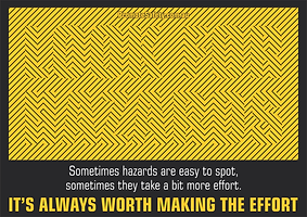 Look For Hazards Safety Sign Thumbnail.p