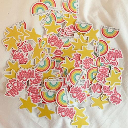Stuck-on-Joy Sticker Pack