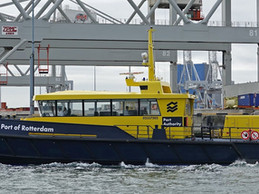 Nautical figures port of Rotterdam: a safe and busy year, slightly fewer vessels