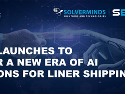 SEDGE Launches to deliver a new era of AI solutions for Liner Shipping