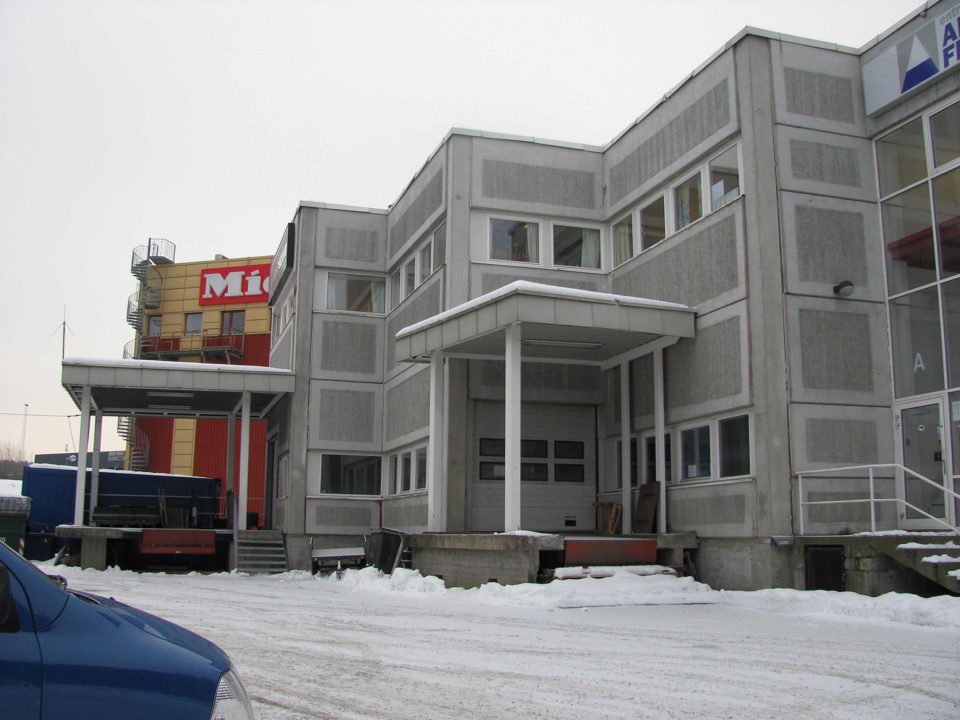 Løxaveien 11, Bærum