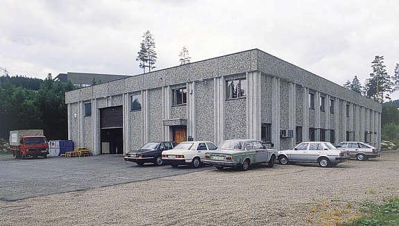 Brennaveien 14 b, Nittedal