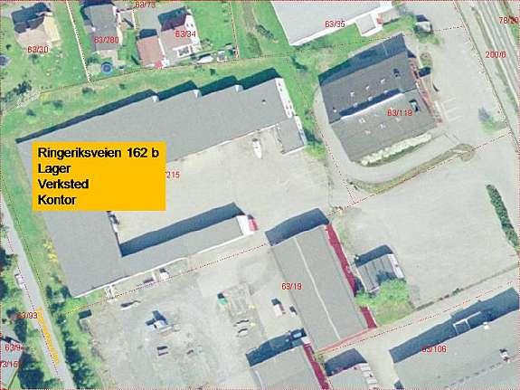 Ringeriksveien 162 B, Bærum