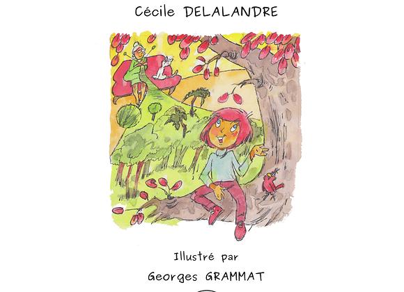 Cécile Delalandre, Poupie Limpopo (conte)