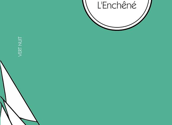 Jacques Perry, L'Enchêné (roman inédit)