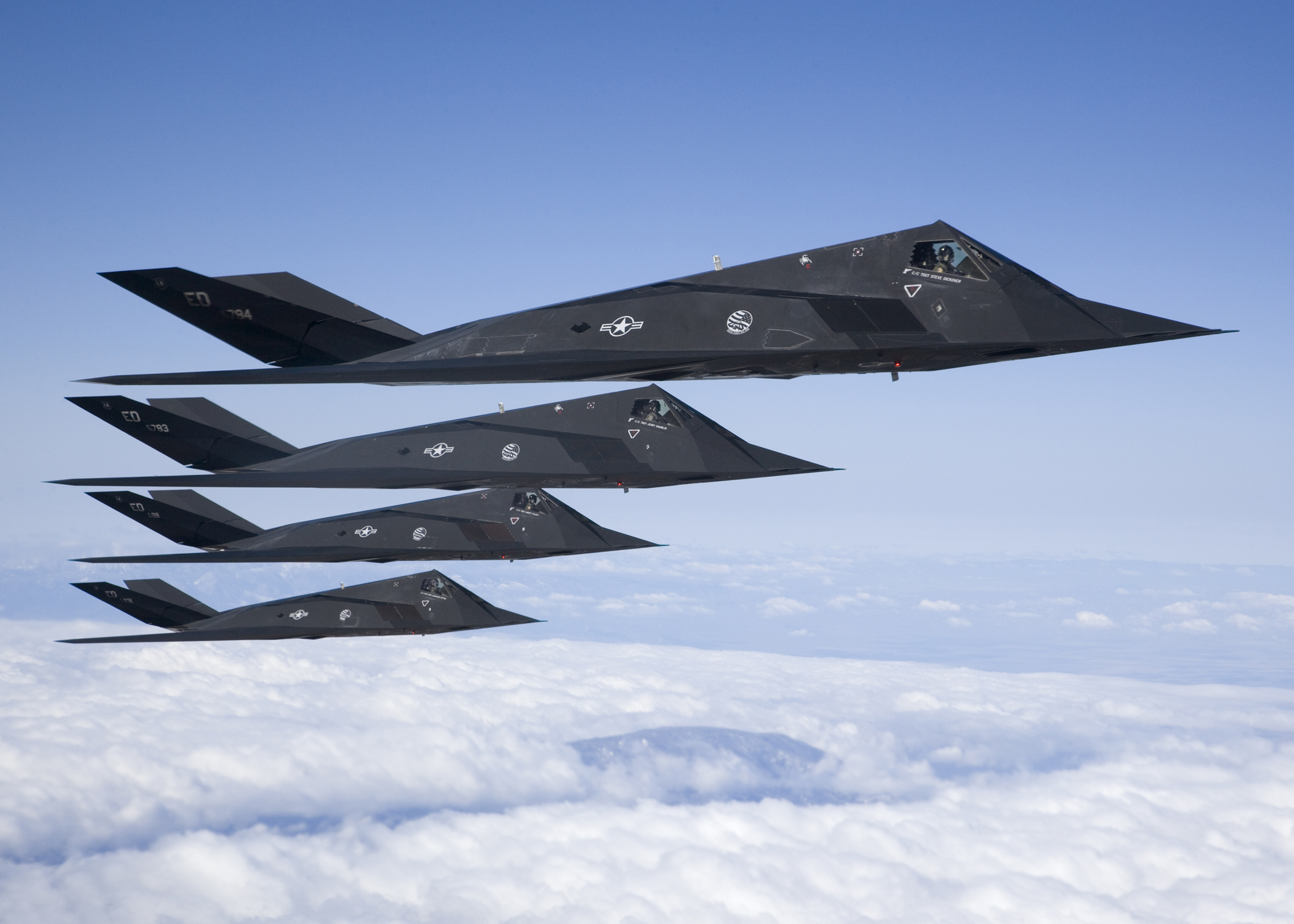Northrop Grumman B-2 Spirit Bombers