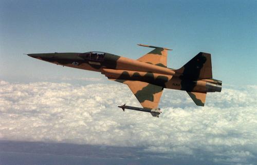 Northrop F-5 Tiger_2