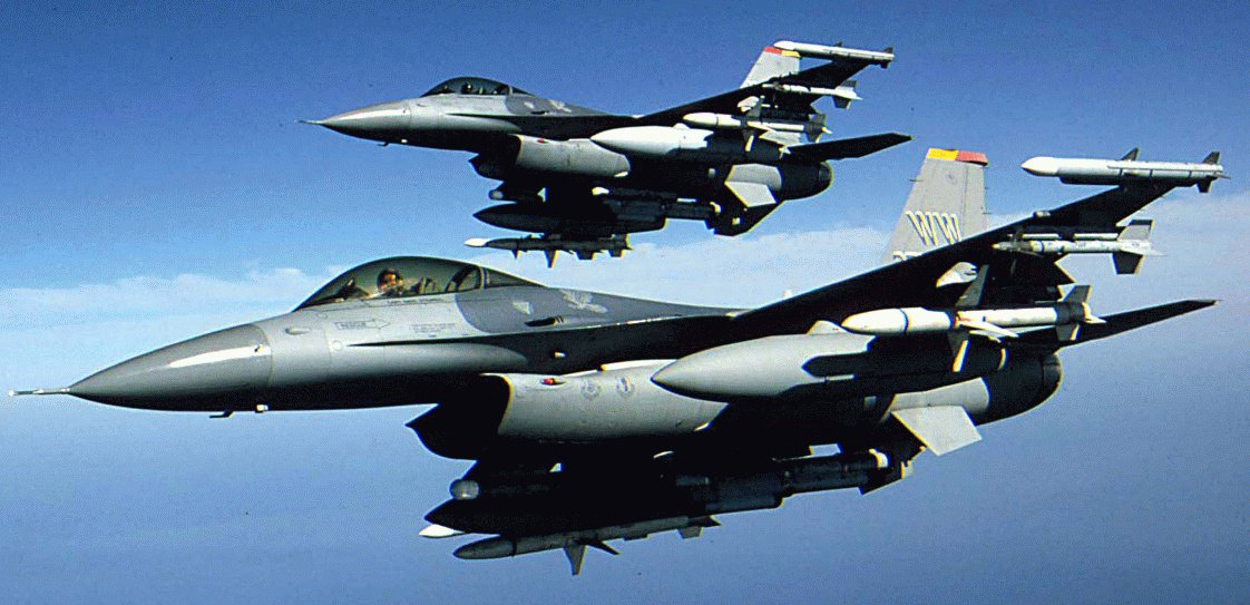 F-16 Fighter Falcons_2