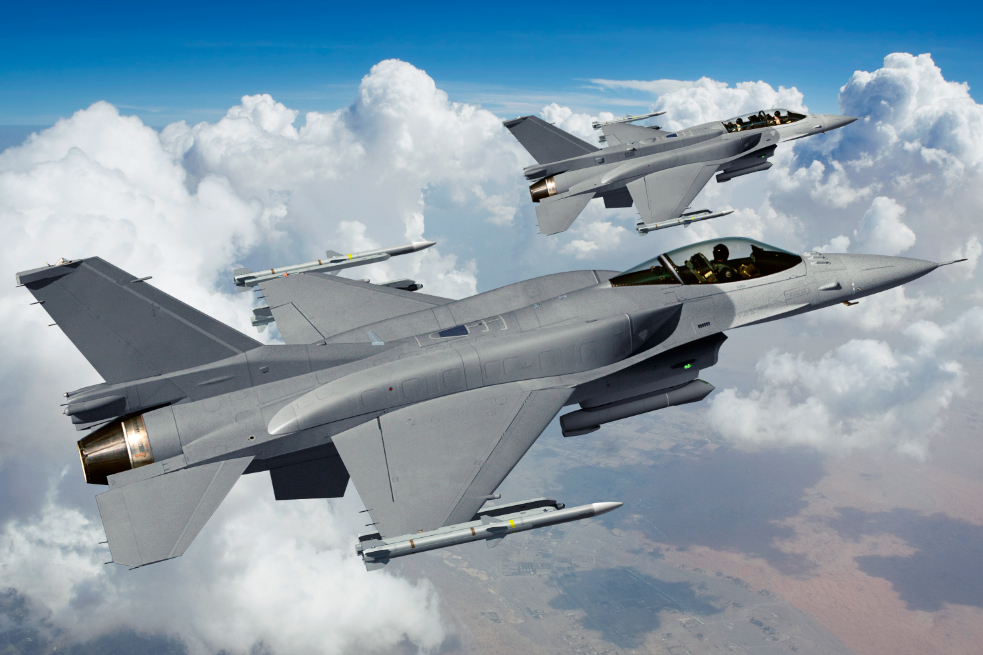 F-16 Fighter Falcons