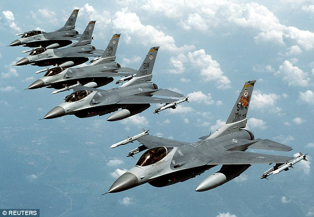 F-16 Fighter Falcons_3