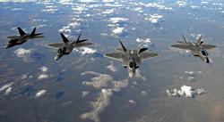 Lockheed Martin F-22 Raptors_2