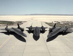 Lockheed SR-71 Blackbirds_2