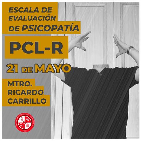 Escala de evaluación en psicopatología PCL-R