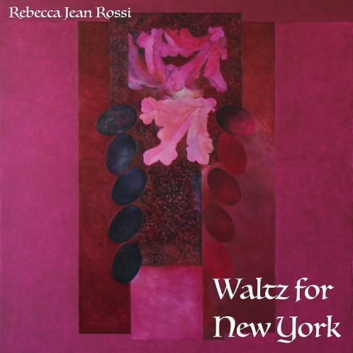 Waltz for New York Cover Art
