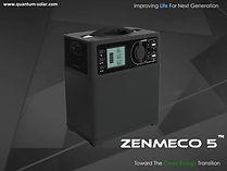Portable Solar Generator Zenmeco 5
