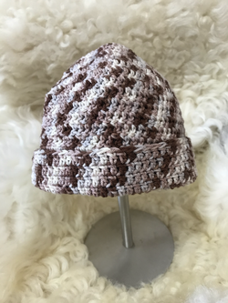 Neutral Hat by Tamra H.