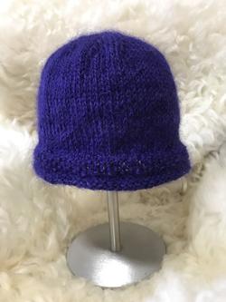 Indigo Hat by Yvonne K.