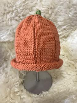 Pumpkin Hat 1 by Carol P.