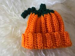 Pumpkin Hat by Nancy MacDowell
