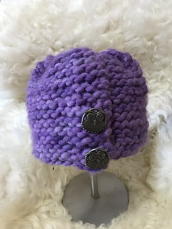 Owl Hat by Holly Ferris
