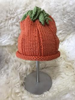 Pumpkin Hat 2 by Carol P.