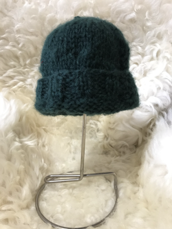 Green Hat by Pat Stone