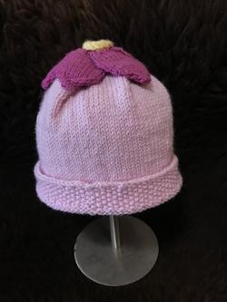 Flower Hat by Carol P.