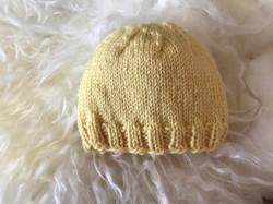 Yellow Hat by Carol P.